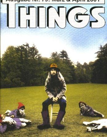 BEATLES: Fan-Magazin THINGS 79
