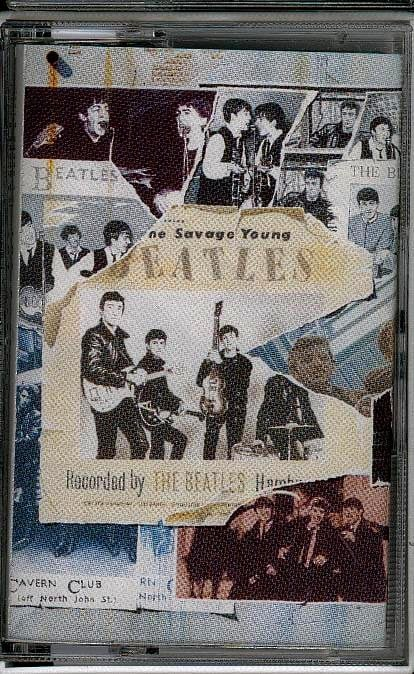 BEATLES: Doppel-MC ANTHOLOGY 1