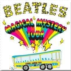 Magnet MAGICAL MYSTERY TOUR