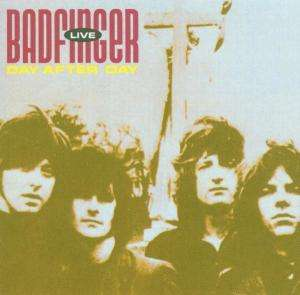 BADFINGER: CD LIVE - DAY AFTER DAY