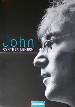 Promotion-Poster zum Buch JOHN
