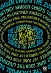 PAUL McCARTNEY: Poster THE LIVERPOOL SOUND