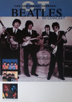 THE CENTURIES TURNERS BEATLES: IN CONCERT