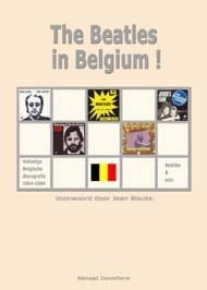 Buch THE BEATLES IN BELGIUM