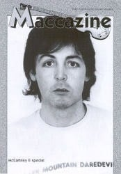 McCARTNEY: Fan-Magazin McCARTNEY II SPECIAL