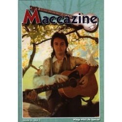 McCARTNEY: Fan-Magazin WINGS WILD LIFE SPECIAL
