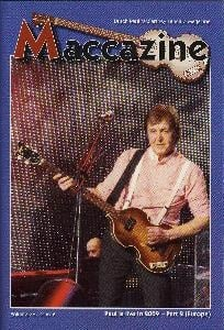 McCARTNEY: Fan-Magazin PAUL IS LIVE IN 2009 - PART 2