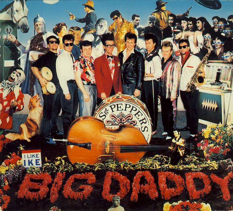 BIG DADDY: CD SGT. PEPPER'S LONELY HEARTS CLUB BAND