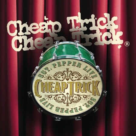 Cheap Trick Cd Sgt Pepper Live Beatles Museumbeatles