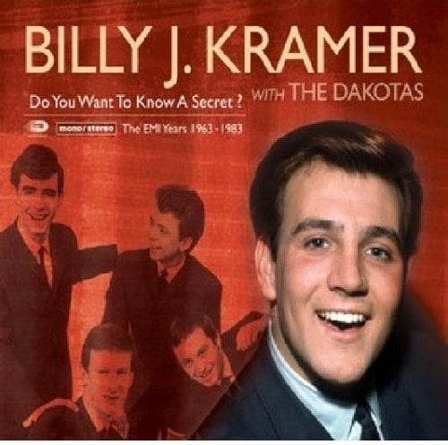 BILLY J. KRAMER & THE DAKOTAS: 4er CD DO YOU WANT TO KNOW A SECR