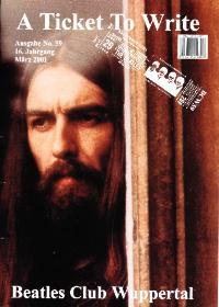BEATLES: Fan-Magazin A TICKET TO WRITE 59