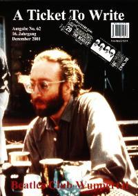 BEATLES: Fan-Magazin A TICKET TO WRITE 62