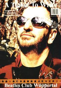 BEATLES: Fan-Magazin A TICKET TO WRITE 65
