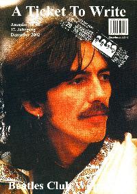 BEATLES: Fan-Magazin A TICKET TO WRITE 66