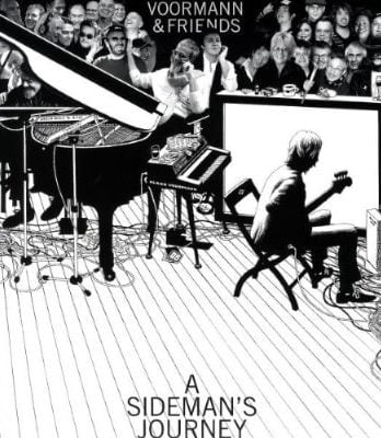 KLAUS VOORMANN: LP A SIDEMAN'S JOURNEY