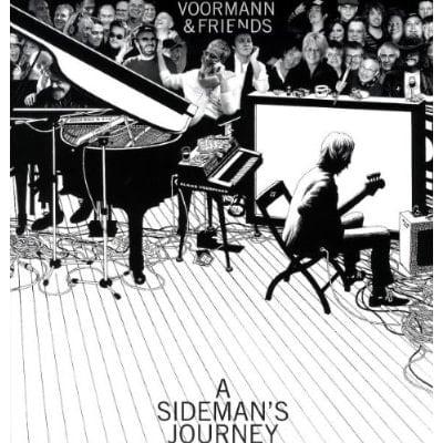 KLAUS VOORMANN: LP A SIDEMAN'S JOURNEY