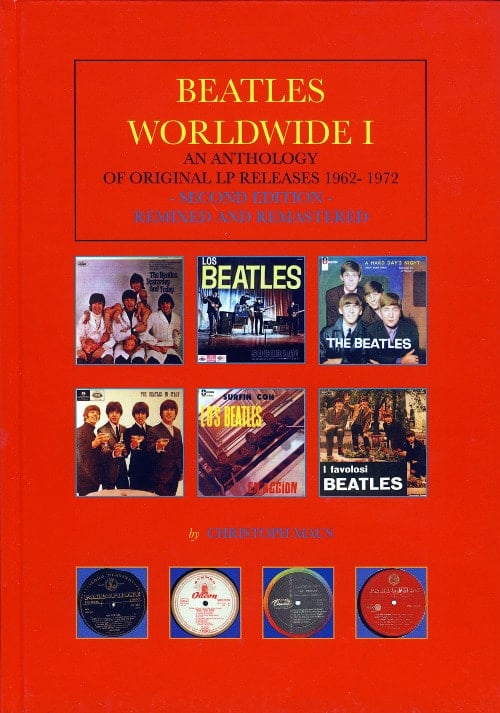 Buch BEATLES WORLDWIDE 1 - ORIGINAL LP-RELEASES