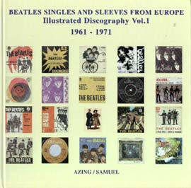 Buch BEATLES SINGLES AND SLEEVES FROM EUROPE VOL. 1
