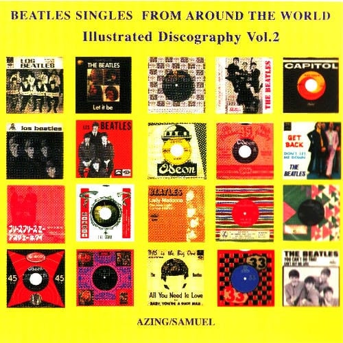 Buch BEATLES SINGLES AND SLEEVES FROM AROUND THE WORLD VOL. 2
