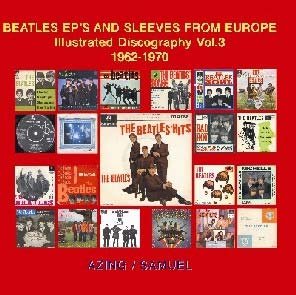 Buch BEATLES EP'S AND SLEEVES FROM EUROPE VOL. 3