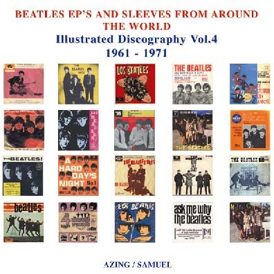 Buch BEATLES EP'S AND SLEEVES FROM AROUIND THE WORLD VOL. 4