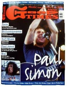 Musikzeitschrift GOOD TIMES 2011/02