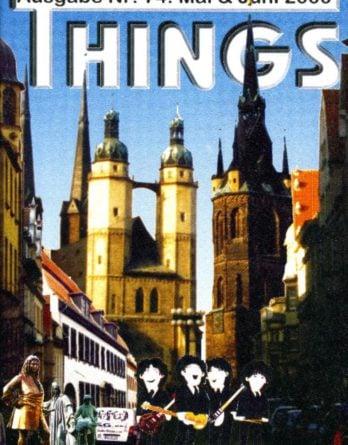 BEATLES: Fan-Magazin THINGS 74