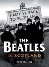 BEATLES Buch THE BEATLES IN SCOTLAND