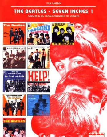 Buch THE BEATLES  - SEVEN INCHES 1