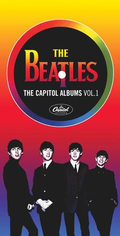 BEATLES: 4er CD-BOX THE CAPITOL ALBUMS VOL. 1