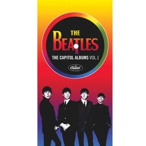BEATLES: 4er CD-Box THE CAPITOL ALBUMS VOL. 2