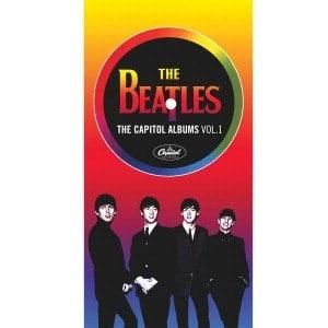 BEATLES: 4er CD-Box THE CAPITOL ALBUMS VOL. 2