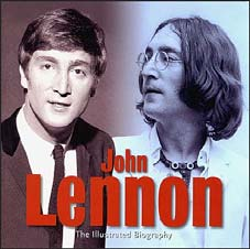 Buch JOHN LENNON THE ILLUSTRATED BIOGRAPHIE