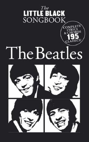Notenbuch THE LITTLE BLACK SONGBOOK THE BEATLES