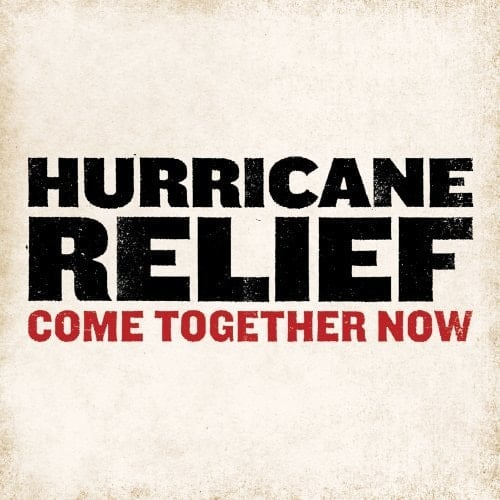 2005: RINGO STARR & andere: Doppel-CD HURRICANE RELIEF - COME TO