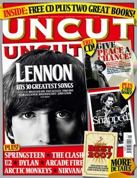 JOHN LENNON: Zeitschrift & CD UNCUT