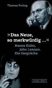 JOHN LENNON: Buch Das NEUE SO MERKWÜRDIG