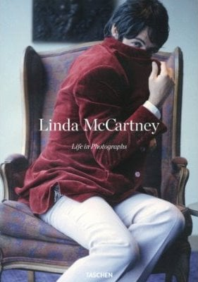 großer Fotoband LINDA McCARTNEY - LIFE IN PHOTOGRAPHS
