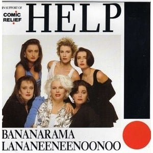 Single BANANARAMA: Help!