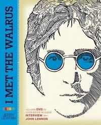 JOHN LENNON: Buch+DVD I MET THE WALRUS