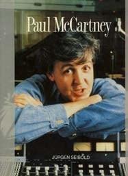 1989er Paperback PAUL McCARTNEY von Jürgen Seibold