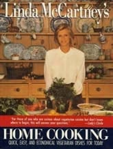 Paperback Linda McCartney HOME COOKING