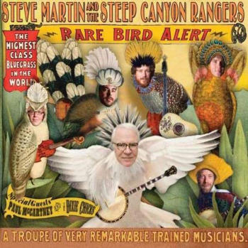 STEVE MARTIN & PAUL McC.: US-LP RARE BIRD ALERT