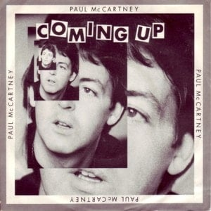 PAUL McCARTNEY: Single COMING UP
