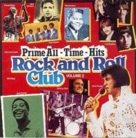 BEATLES & andere: CD PRIME ALL-TIME-HITROCK AND ROLL CLUB VOL. 2