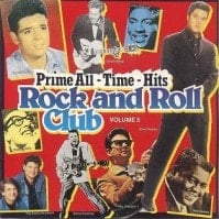 BEATLES & andere: CD PRIME ALL-TIME-HITROCK AND ROLL CLUB VOL. 5