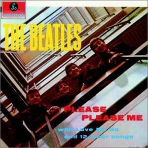 BEATLES: 1987: Mono-CD PLEASE PLEASE ME.
