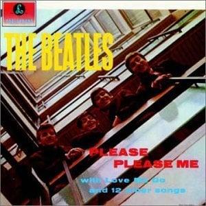 BEATLES: 1987: Mono-CD PLEASE PLEASE ME.