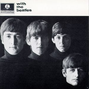 BEATLES: 1987: Mono-CD WITH THE BEATLES.