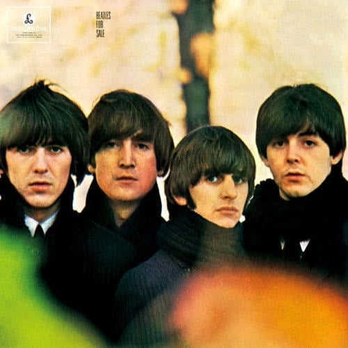 BEATLES: 1987: Mono-CD BEATLES FOR SALE.